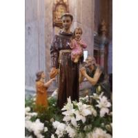San Antonio de Padua. Convento de San Francisco. Salta, Argentina.