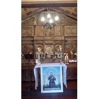 San Antonio de Padua en Llerices, Parroquia de La Riela de Covadonga, Asturias