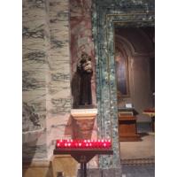 San Antonio de Padua. Iglesia de la Santísima Trinida de los Españoles. Roma