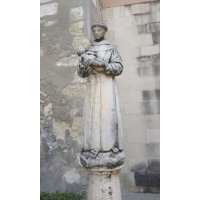 San Antonio de Padua. Iglesia de los franciscanos de Lucena, convento Madre de Dios, Lucena, Córdoba