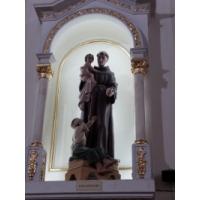 San Antonio de Padua. Iglesia de Nuestra Señora del Rosario, Colombia