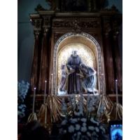 San Antonio de Padua. iglesia de San Francisco. Padres Capuchinos, León