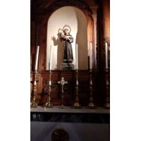 San Antonio de Padua. Iglesia de San Nicolás, Valencia
