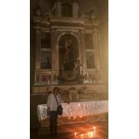 San Antonio de Padua. Iglesia de San Francisco, Cajamarca, Perú