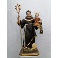 San Antonio de Padua. Parroquia de San Blas, Aldehuela del Jerte, Cáceres
