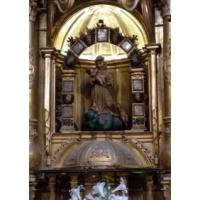 San Antonio de Padua. As Ermitas, Ourense