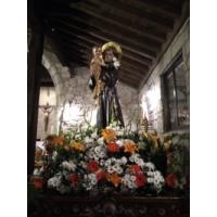 San Antonio de Padua. Casillas, Ávila