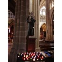 San Antonio de Padua, Catedral de Bayona, Francia