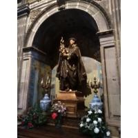 San Antonio de Padua. Catedral de Orense