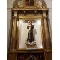 San Antonio de Padua, Concatedral de San Nicolás de Bari, Alicante