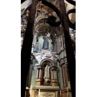 San Antonio de Padua, Santiago de Compostela, Coruña La
