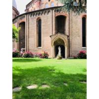 Peregrinos de San Antonio de Padua, Italia