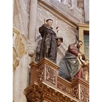 San Antonio de Padua. Catedral de Siguenza, Güadalajara