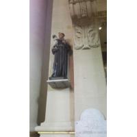 San Antonio de Padua en la Iglesia de San Máximo de Thionville
