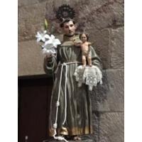 San Antonio de Padua, Iglesia San Juan , Zamora, España