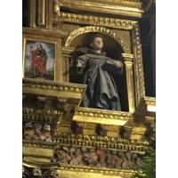 San Antonio de Padua en Santa María. Iglesia de Urdúliz, Bizkaia