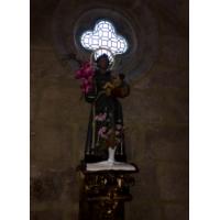 San Antonio de Padua, Parroquia de El Salvador, Guetaria, Vizcaya