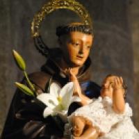 San Antonio de Padua, Hermandad de Colmenar Viejo. Parroquia de la Asunción de Nuestra Señora