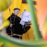 San Antonio de Padua. Se venera en Xicotenco de morelos, municipio de Soltepec, pueblo de México