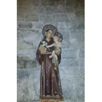 San Antonio en la Basílica Santa María la Mayor de Morella