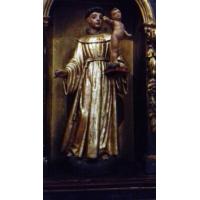San Antonio de Padua. Parroquia de Valtierra