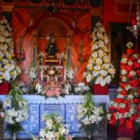 San Antonio en los Altares de Guimar, Tenerife