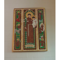 San Antonio de Padua. Texas, Estados Unidos