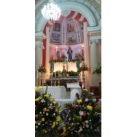 San Antonio. Parroquia San Antinio de Curridabat. Costa Rica