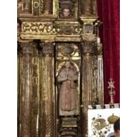 San Antonio de Padua. Ermita Santa María de la Blanca, Pasaron de la Vera, Plasencia, Cáceres (3)