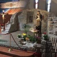 San Antonio de Padua. Santuario de Gremona, Italia