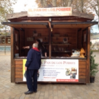 San Antonio de Padua, El Pan de los Pobres con los Belenes en Bilbao