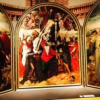 Tríptico del Descendimiento. Las Edades del Hombre. Cuéllar, Segovia