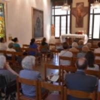 Vuestras gracias ante San Antonio de Padua, Italia