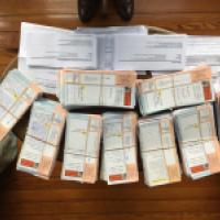 Vuestras Peticiones pasadas ante San Antonio de Padua en Lisboa 2019