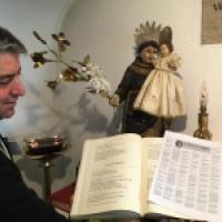 Vuestras Peticiones y Gracias ante San Antonio de Padua en Lisboa. El 23 de noviembre 2018
