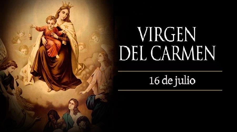 Nuestra Señora Del Carmen 16 De Julio El Pan De Los Pobres