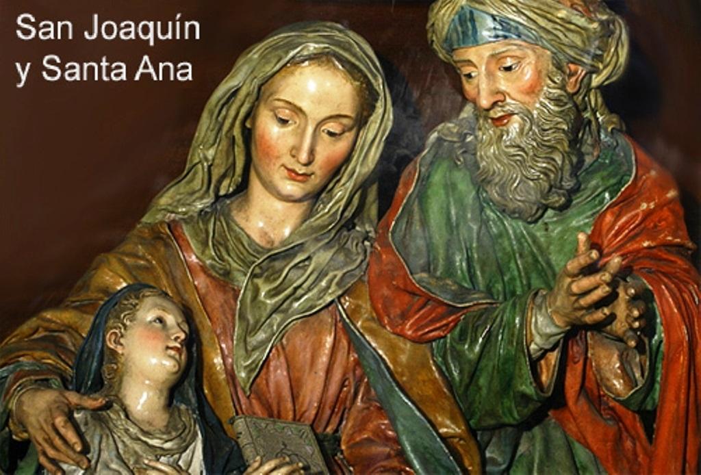 L`ESPAGNE – MOEURS ET PAYSAGES - avec les traditions catholiques de ce pays San_joaquin_y_santa_ana_-_26_de_julio_0