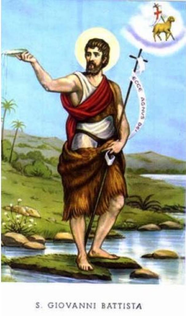 San Juan Bautista  De Junio